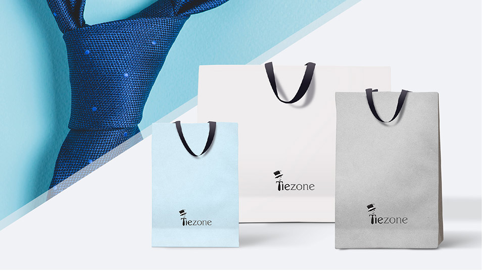 Tiezone - Brand Logo Design