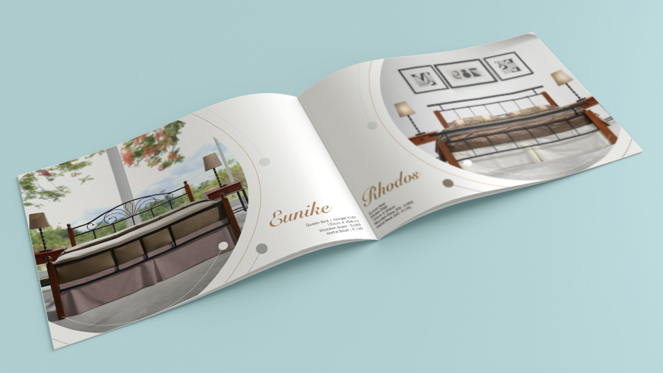Florence Bed - Products Brochure