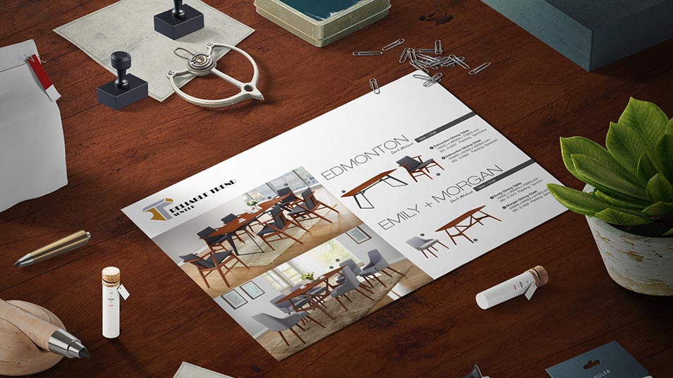 Reliable Trend Furniture - Products Brochure