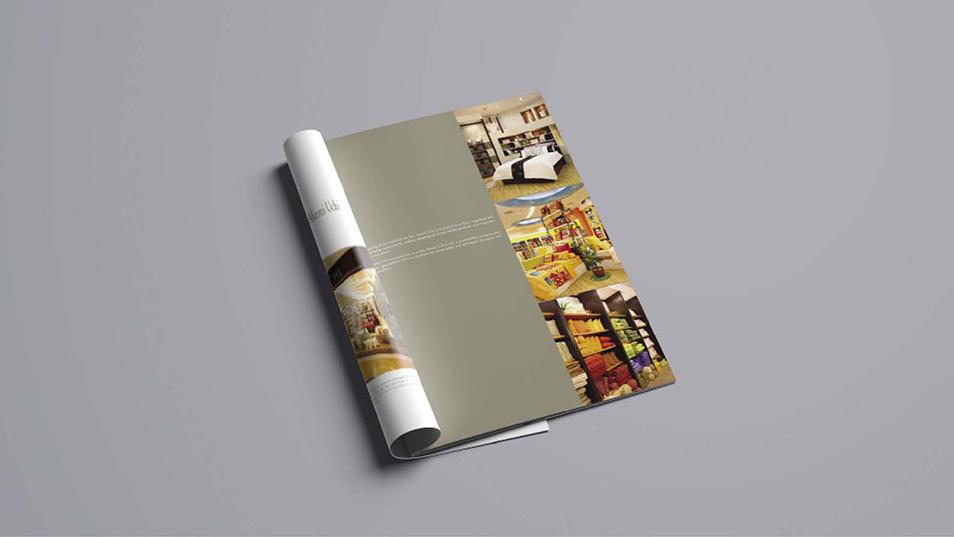 Eastern Decor - Company Profile Concept and Design