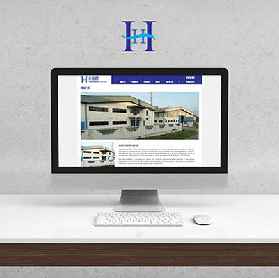 H Huat - Responsive Website Development