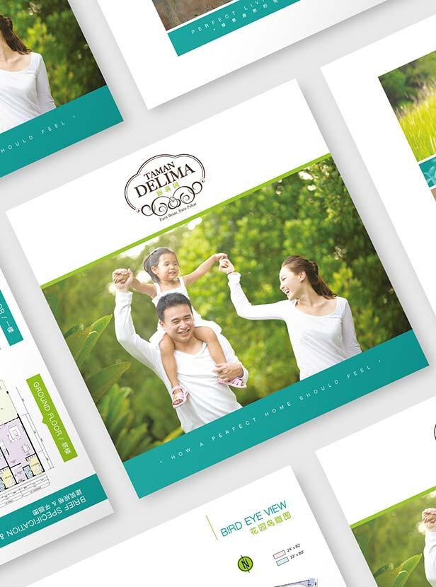 Mudi Pembinaan - Property Brochure