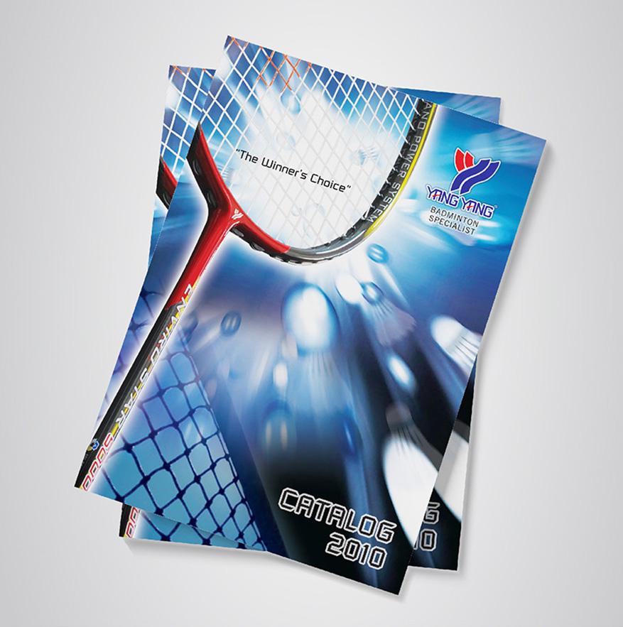 Yang Yang - Shuttlecock Tube, Design Shoe Box Design & Product Catalog Design