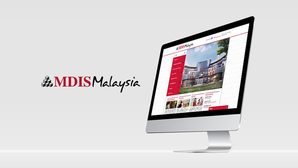MDIS Malaysia - Website Development