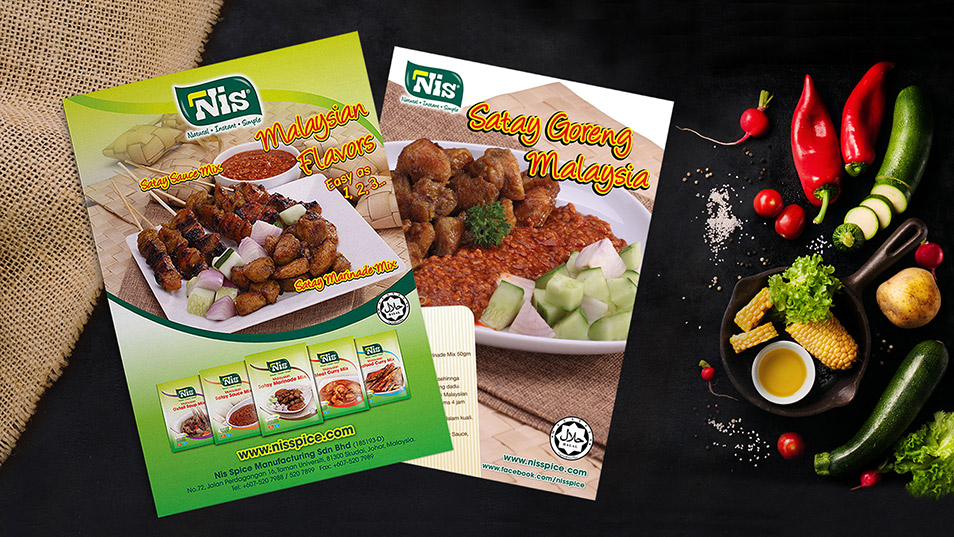 Nis Spice - Brand Logo Design, Packaging Design, Flyer Design, Products Brochure