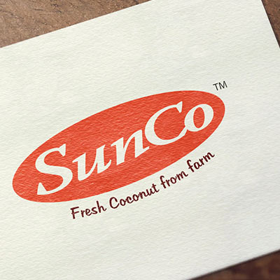 Sunco - Logo Design, Packaging Design, Poster Design