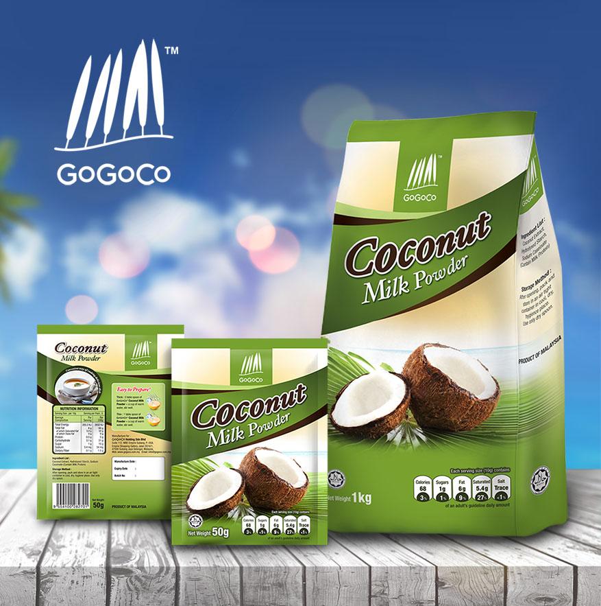 Gogoco - Packaging Design,  Poster Design