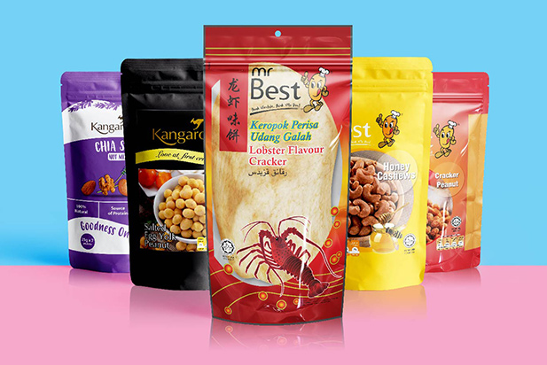 SLG Food - Packaging Design